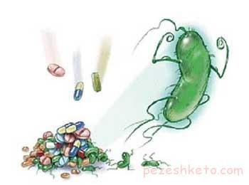 زمان مصرف آنتی بیوتیک
