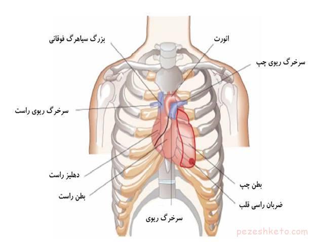 تنگی نفس ناشی از بیماری قلبی چیست