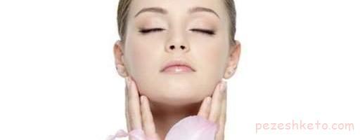 جوش صورت و راه درمان آن