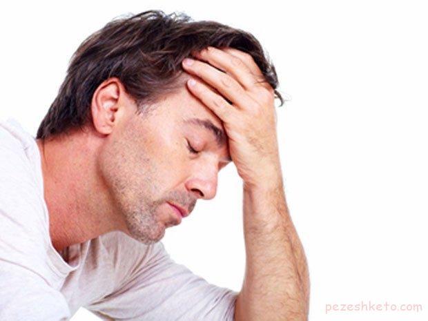 سردرد ناشی از چشم