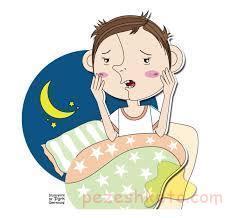 شب بیداری کودکان