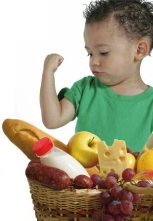 ویتامین مورد نیاز کودکان