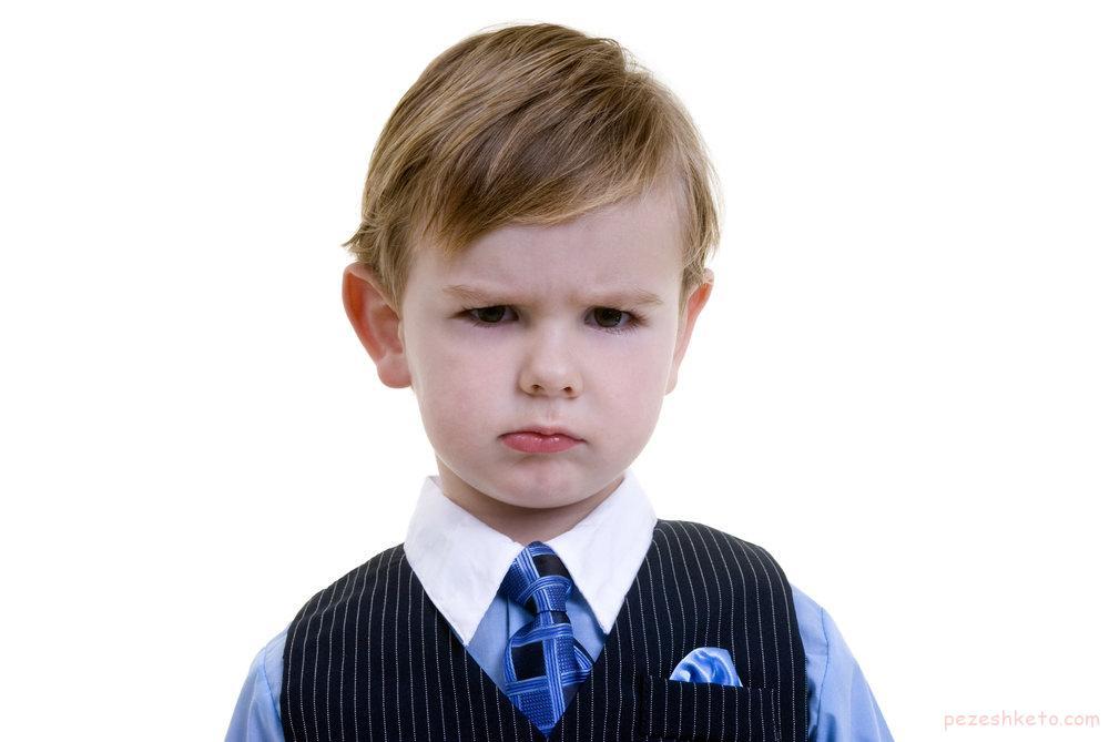 روش برخورد با کودک بد اخلاق