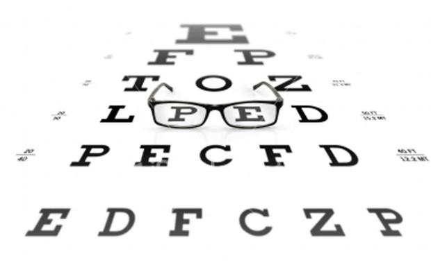 واژهایی که در چشم پزشکی استفاده می شود