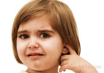 تشخیص عفونت در گوش کودک