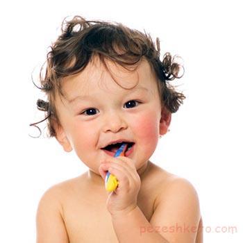 نحوه مراقبت از دندان کودک