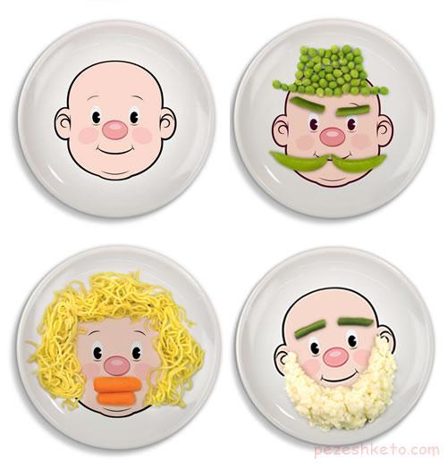 چطور کودک را به غذا خوردن ترغیب کنیم