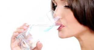 نوشیدن آب در حالت ناشتا