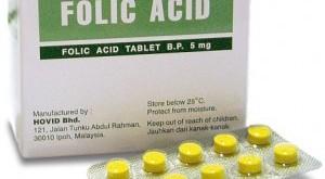 اطلاعاتی درباره اسید فولیک