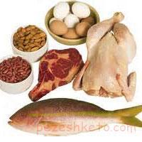 توصیه غذایی به کم خونها