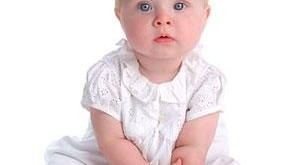 کودک شش ماهه