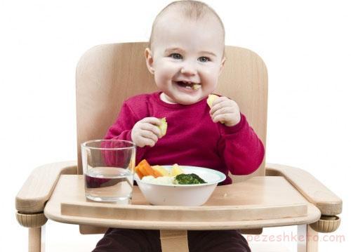 مقاله درباره غذای کودک یک تا پنج سال