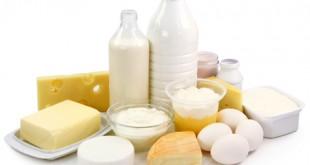 معرفی گروه شیر و لبنیات در هرم غذایی