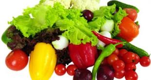 معرفی گروه سبزیجات در هرم غذایی
