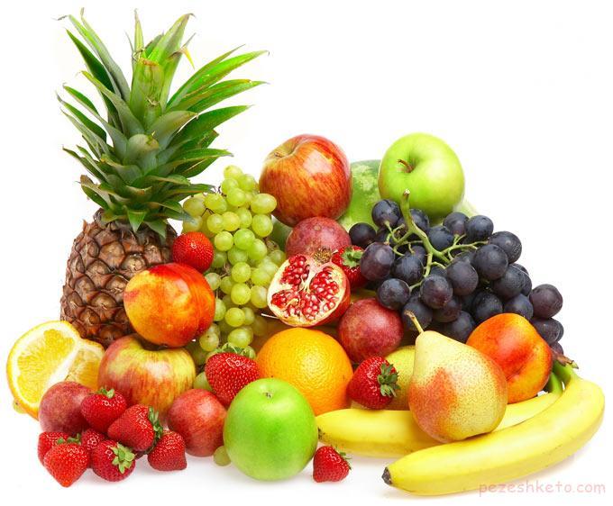 گروه میوه ها