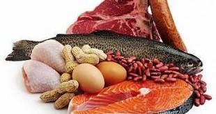 معرفی گروه گوشت و حبوبات در هرم غذایی
