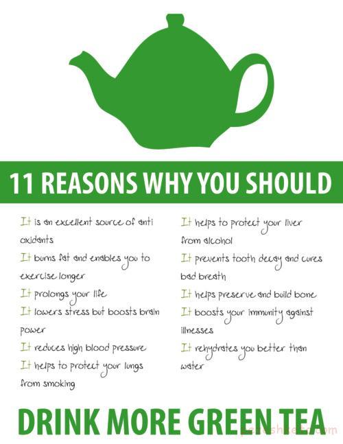 فوائد و مضرات چای سبز